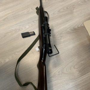 Carabine Semi auto Erma EGM1 mod 70 Cal. 22lr