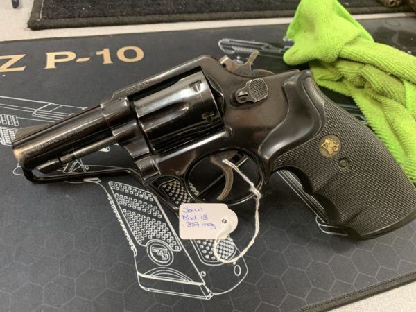 Revolver S&W Modèle 13-1 Cal. 357 magnum