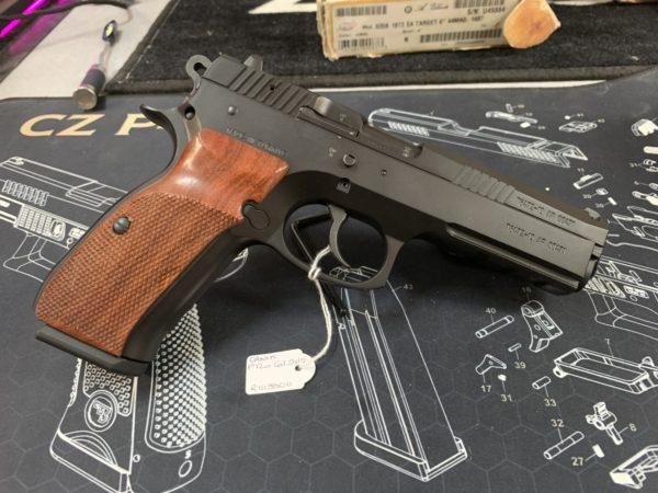 Pistolet Canik modèle P120 Cal. 9x19