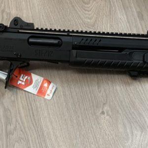 Fusil a pompe, Fabarm STF 12 PISTOLGRIP Tactical - Noir - Cal. 12/76