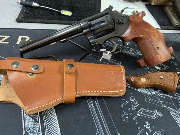 Revolver S&W mod. 17-3 Cal. 22Lr 6 pouces