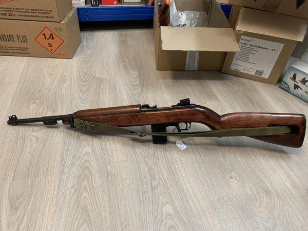 Carabine USM1 Underwood Cal. 30M1
